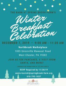 Winter Celebration flyer4